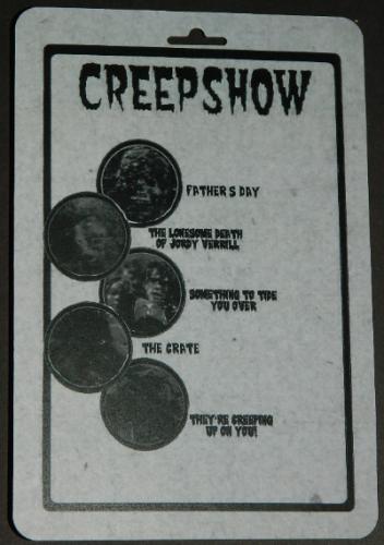 Creepshow cockroachesback