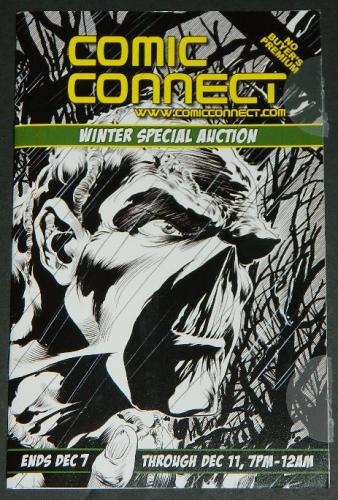 Comic Connect catalogWinter 2015
