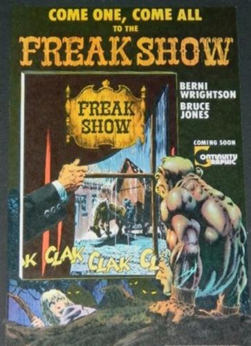 Freakshow ad