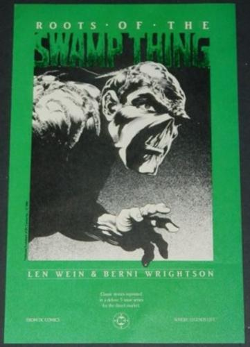 Roots of the Swamp Thing ad
