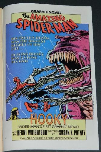 Hooky full pg. ad
