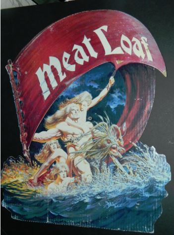 Meat Loaf Dead RingerStand-up