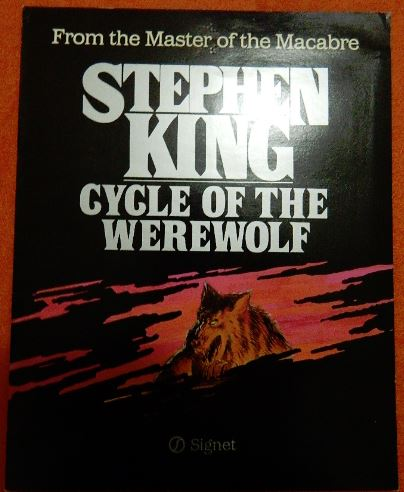 Cycle of the Werewolf PresskitCover