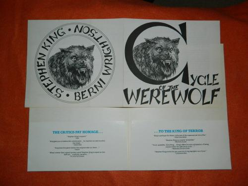 Cycle of the Werewolf Presskit
