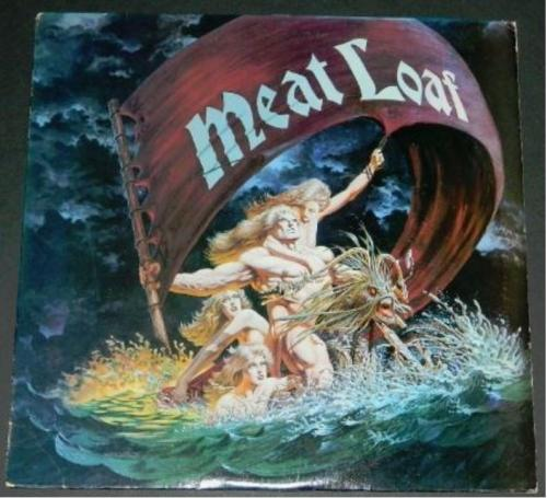 Meat Loaf Dead RingerAlbum cover