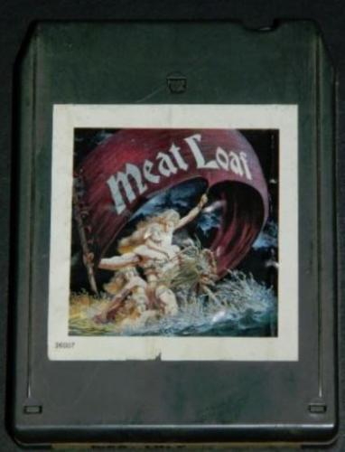 Meat Loaf Dead Ringer8-track tape