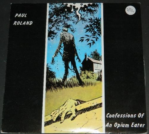 Paul RolandAlbum cover