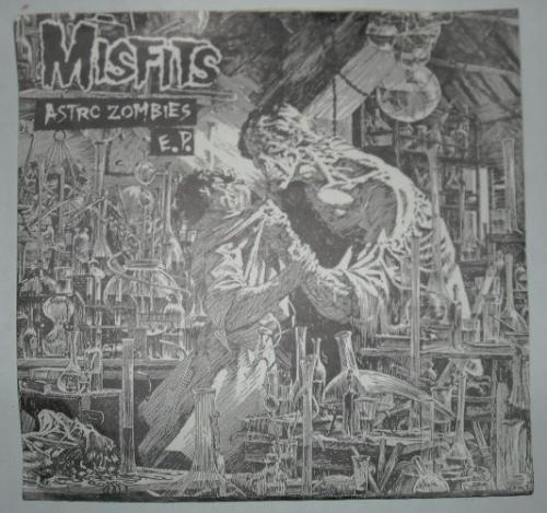 """Misfit 7"""" red vinylFront"""