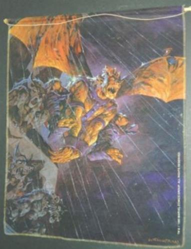 Gargoyle #1 tapestry