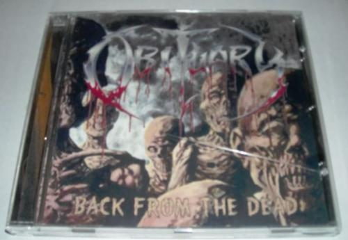 Obituary CDBack From the Dead