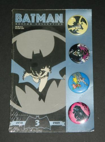 Batman button collection #3