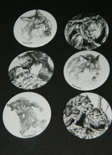 Fan Club button setWerewolves