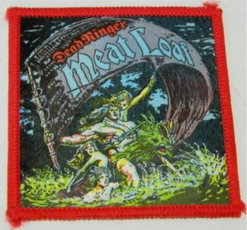 Meat Loaf Dead RingerUK small patch