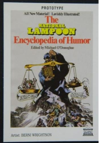 National Lampoon cardCover