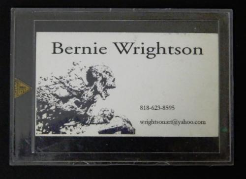 Bernie Business card