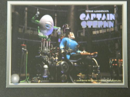 Captain Sternn card2006