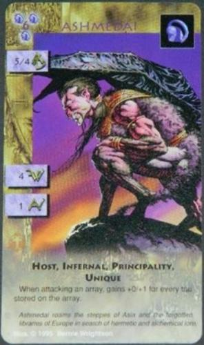 Heresy Kingdom Come card1995