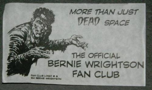 Fan Club sticker