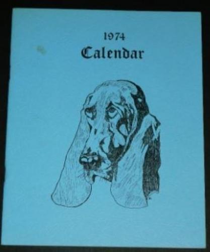 1974 Three L Calendar