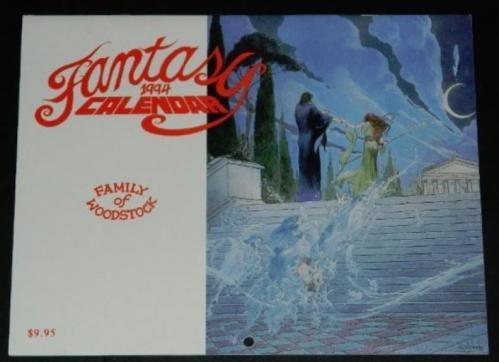 1994 Fantasy Calendar