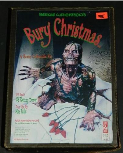 Bury Christmas modelSideShow