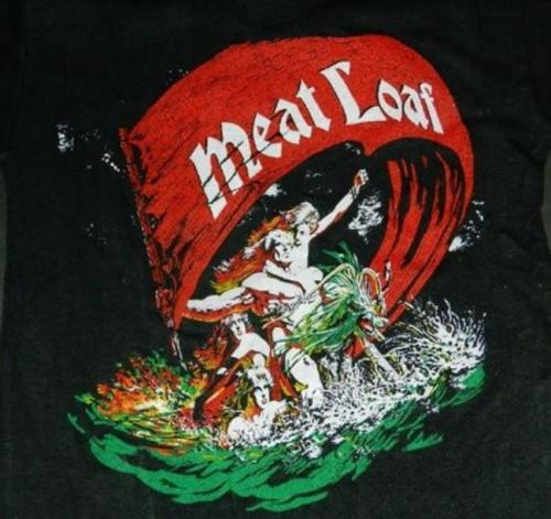 Meat Loaf Dead Ringert-shirt