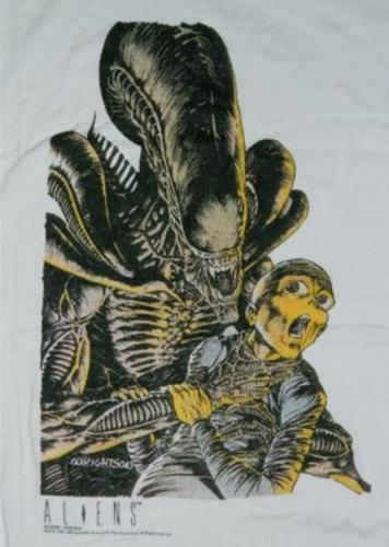 DH Aliens t-shirt 102