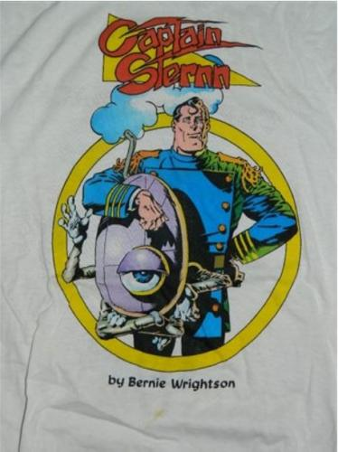 Captain Sternn t-shirtTundra