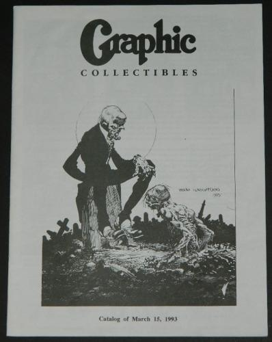 Graphic CollectiblesMar 15, 1993 catalog