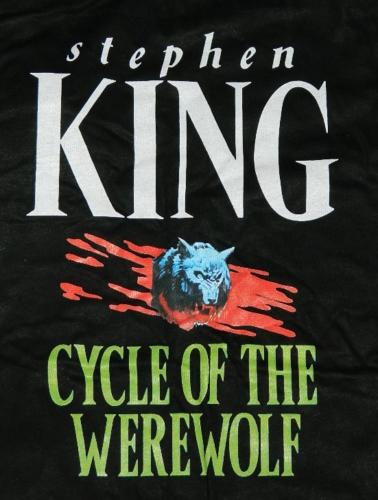 Cycle of the Werewolf t-shirt