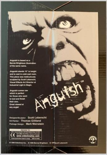 Anguish modelSideShow back