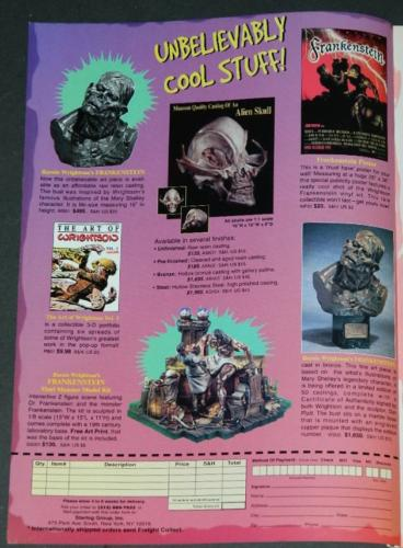 ad from inside coverFangoria #160