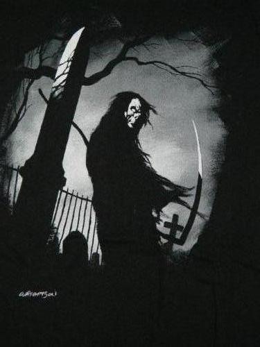 Reaper t-shirtNakatomi