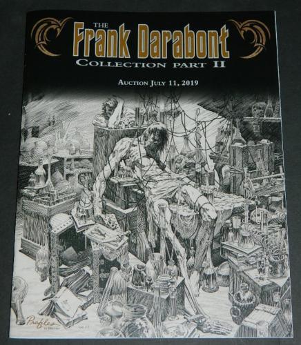Darabont Art catalog #22019 cover, interior art