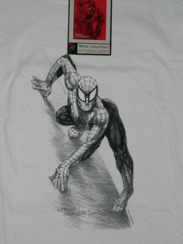 Spider-Man t-shirt w/ collectable tag
