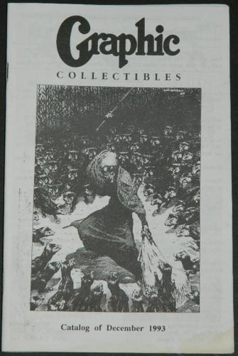 Graphic CollectablesDecember 1993