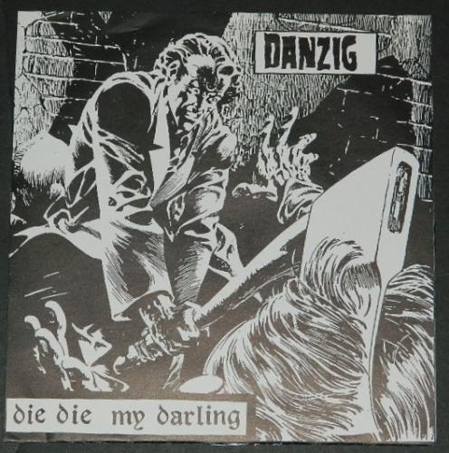 """Danzig 7""""German bootleg"""