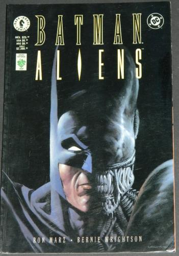 Batman Aliens #1Mexico - Grupo Editorial