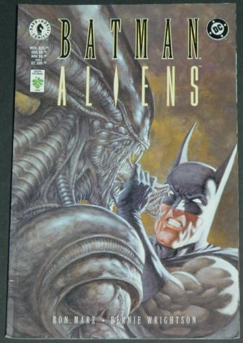 Batman Aliens #2Mexico - Grupo Editorial