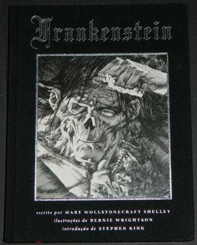 Frankenstein Brazil DarkHorseHardcover - full size