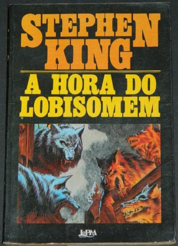Cycle of the WerewolfBrazil paperback