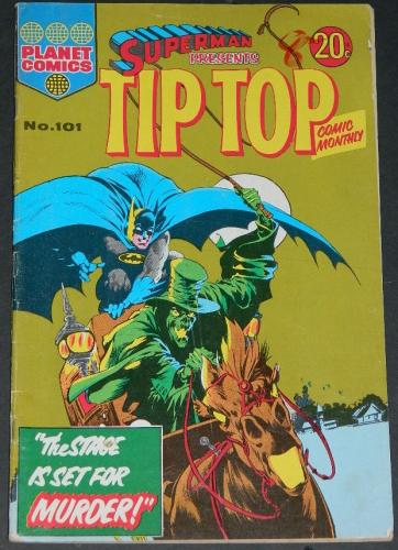 Superman Presents Tip Top #101Australia