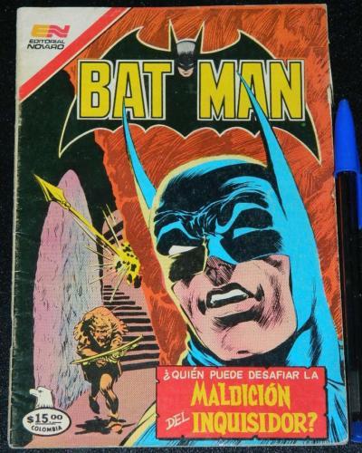 Batman #1111ColombiaBatman #321