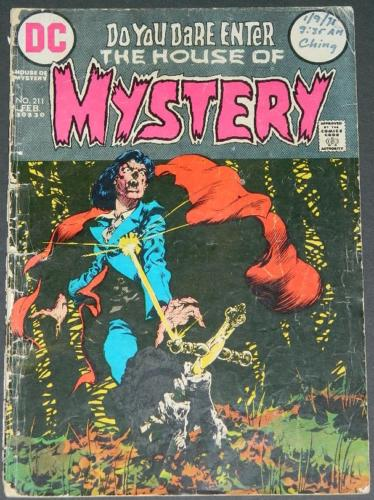 House of Mystery #211Philippines