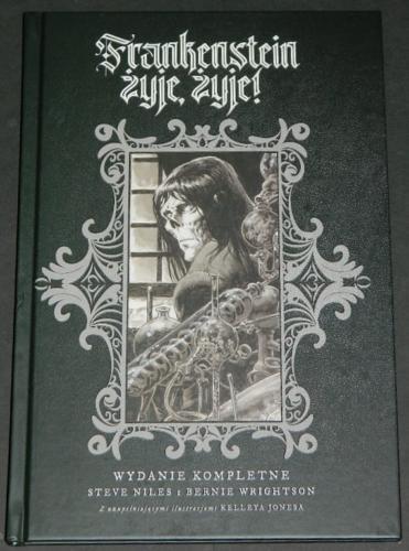 Frankenstein, Alive, AlivePoland hardcover