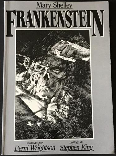 FrankensteinArgentina - soft cover
