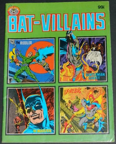 Bat-VillainsAustralia - 1983partial cover
