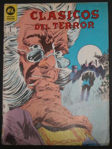 Clasicos Del Terror #55Central America 1972cover