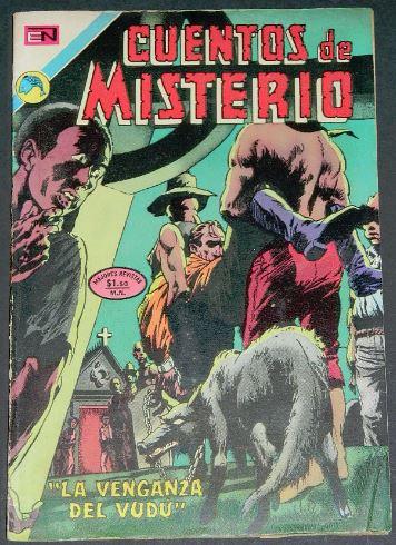 Cuentos de Misterio #235Mexico - 11/72H.O.M. #193