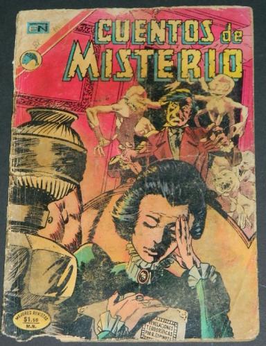 Cuentos de Misterio #237MexicoH.O.M. #194